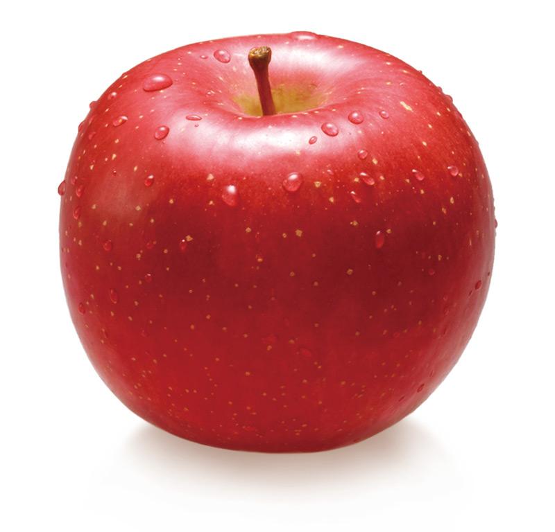 りんごと美容