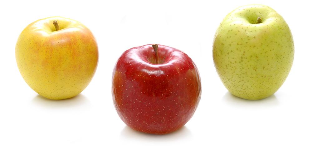 りんごの代表的な3つの効果