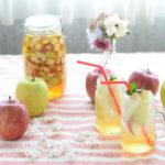 りんごと紅茶のビネガードリンク