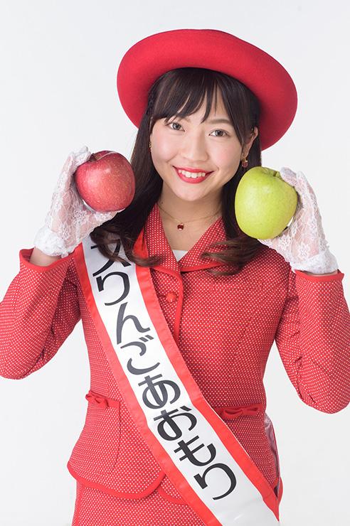 第19代ミスりんごあおもり 黒田和瑚