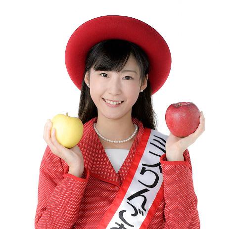 第18代ミスりんごあおもり 小野笑美