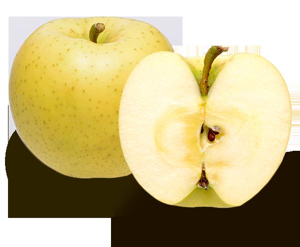 りんごの品種 星の金貨