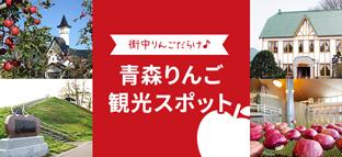 青森りんご観光スポット