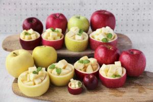 りんごの器